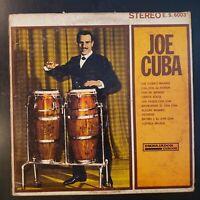 """Joe Cuba """"Joe Cuba"""" Vinyl Record LP"""