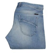 "DIESEL Iakop 888S Regular Slim Tapered men Jeans Size 38 (inseam 32 1/4"")"