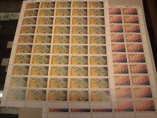 Bund 1094+1095 je Bogen komplett postfrisch Sport 1981 Rudern Segelfliegen