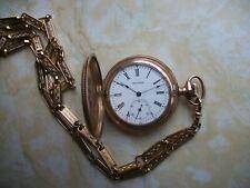 Waltham Vintage Pocket Watch nice looker, clean