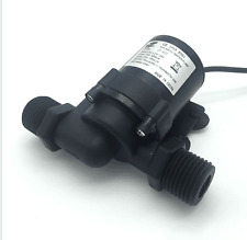 1pcs 6v - 12v DC brushless pump solar water pump electric mute submersible pump