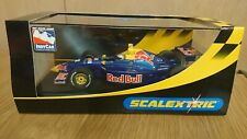 """SCALEXTRIC C2394 Dallara Indy """"Red Bull"""" No.52 Factory Approved Sample"""