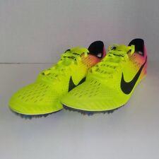 Nike VICTORY 3 Distance Track Shoes RIO OC 835997 999 MEN 10.5 +Spikes SRT & Bag