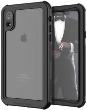Ghostek Nautical 2 wasserdichtes Outdoor Case für Apple iPhone XR schwarz