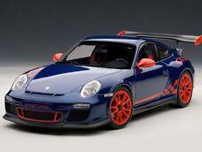 AUTOart Porsche 911 (997) GT3 RS 3.8 2010 Blue 1:18 (78144)