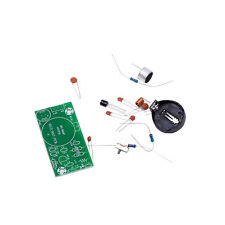 New Simple FM Wireless Microphone Parts Electronic Training DIY Kit