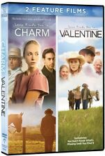 Love Finds You in Charm / Love Finds You in Valentine [New DVD] 2 Pack