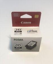New Genuine OEM Canon Pixma PG-245 Black Ink Cartridge High Yield Fresh Stock!