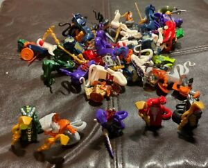 LEGO MINIFIGURES RANDOMLY PICKED SNAKES ONLY $5 PER FIGURE!!!