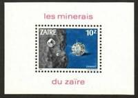 Zaire Stamp - Diamonds Stamp - NH