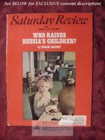 Saturday Review August 21 1971 FRANK GERVASI SUSAN JACOBY BENJAMIN DEMOTT