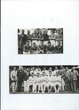 HEMEL HEMPSTEAD HERTFORDSHIRE FOOTBALL AND BOXMOOR CRICKET