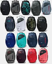2020 Under Armour UA Storm Hustle 4.0 Backpack Back Pack Book Bag - Many Colors