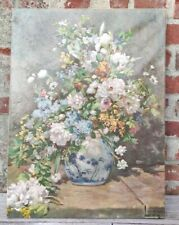TABLEAU (reproduction ) de Auguste RENOIR 59 x 44 cm vintage collection