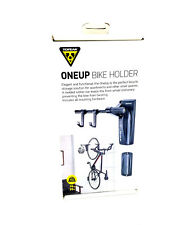 Topeak OneUp Wall-Mount Bike Holder - Single-Bicycle Storage System