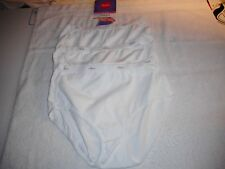N/WO/P!!!!!3 HANES ULTRA PLUSH COTTON BRIEFS SOLD TOGETHER SIZE 7/L/G/G