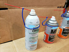 Aerosol Can Straw Holder, 3 per pack NEVER Lose Your Straws Again!