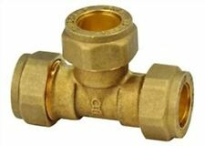 Brass Not applicable Plumbing Pipe Tees
