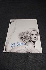 Catherine Deneuve signed Autogramm auf SEXY 20x25 cm Bild InPerson LOOK