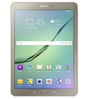 Samsung Galaxy Tab S SM-T810 32GB, Wi-Fi, 9.7in - Gold
