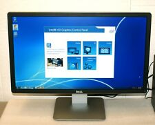 "Dell P2414H 24-Inch Display LED Monitor Full HD VGA DVI DP 1920 x 1080 Grade ""A"""