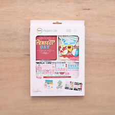 Project Life SUNKISSED Value Kit (120) PCS scrapbooking 380680
