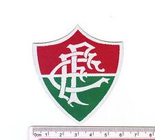 Brazil Fluminense soccer football club iron-on embroidered patch emblem badges
