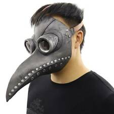 Steampunk Bird Mask Plague Doctor Horror Party Costume Props Cosplay Halloween