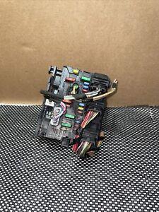 PEUGEOT CITROEN  UNDER BONET FUSE BOX 9664055580 BSM-L04 Delphi