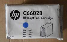 Original HP C6602B ink Tintenpatrone blau für Addmaster IJ 3200 6000 9000 OVP