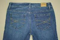 Aeropostale Bayla Skinny Jeans Women's Size 4 Short Medium Wash Denim