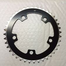 SBS Redlne  Chain ring gear 5 bolt 110 mm BCD racing chainwheel 41 T BLACK