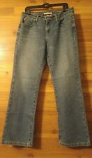 Womwns Tommy Hilfiger Hipster Boot Jeans Size 14