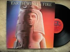 EARTH WIND & FIRE lp RAISE! LETS GROOVE TONIGHT COLUMBIA TC-37548 1981 NM  1B