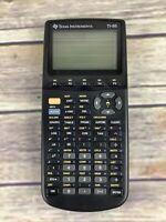 Texas Instruments TI-86 Graphing Calculator TI86 Screen Malfunction