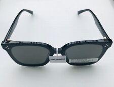 New 2020 Gentle Monster HER 01 Sunglasses Women Mens Black Zeiss Lens temples