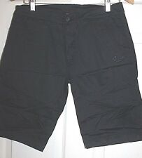 New with Tags Russell Athletic Ladies  Black Bermuda SHORTS size 10
