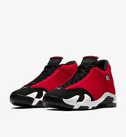 NEW Nike Air Jordan 14 XIV Retro Gym Red Toro Suede DS Men's SZ 14 FAST SHIPPING