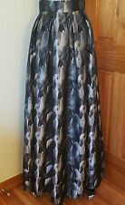 Eliza J long skirt Prom Cocktails Party Gown Evening Bridesmaid Wedding Party