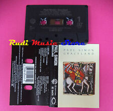 MC PAUL SIMON Graceland 1986 WARNER 92 54474 no cd lp dvd vhs
