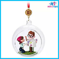 Disney Carl and Ellie Legacy 2019 Sketchbook Ornament – Up brand new