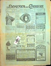 La Domenica del Corriere 15 - 22 Giugno 1913 anno XV numero 24