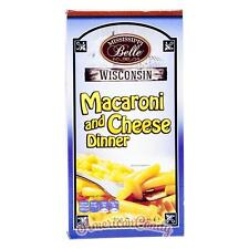 4x us Mississippi Belle macarrones and Cheese (12,12 €/kg)