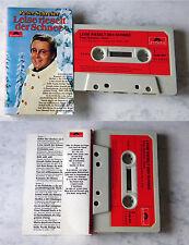PETER SCHREIER Leise rieselt der Schnee .. 1975 Polydor MC TOP