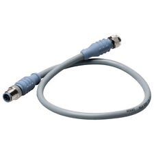 Maretron 3m Nmea 2000 Nk2 Cable Mid Double-Ended Male to Female Cordset Gray