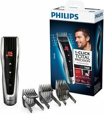NEW Philips Series 7000 HC7460 Professional Cordless Rechargeable Hair Clipper