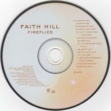-fireflies-by-faith-hill-2005-cd-used-vgood-cond-all-verified-listen-sample