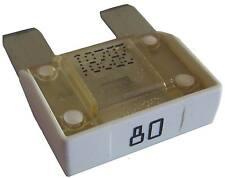 Flachsicherung MAXI 80A Qualität v. Markenhersteller MTA Sicherung kfz Auto Fuse