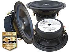 "CDT Audio HD-6MDVC 6.5"" Subwoofer Pair (2)  HD6MDVC"