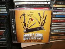 SCOUTS GUIDE TO THE ZOMBIE APOCALYPSE,FILM SOUNDTRACK,LTD EDITION OF 2000